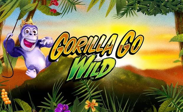 gorilla go wild screenshot