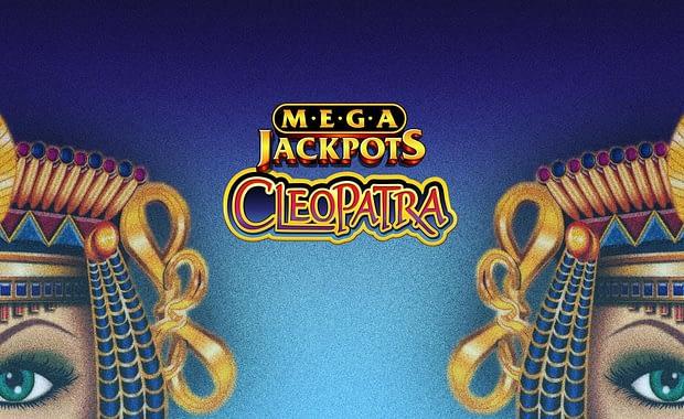 mega jackpots cleopatra screenshot