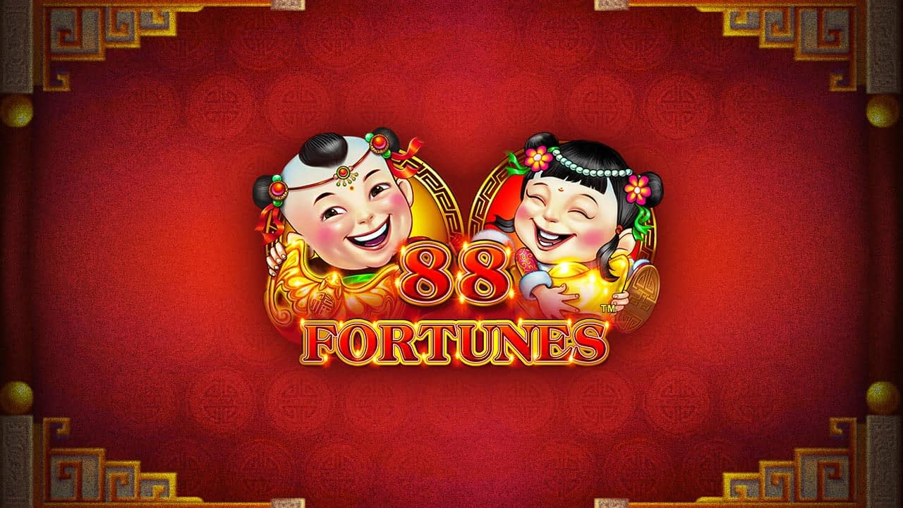 88 fortunes screenshot