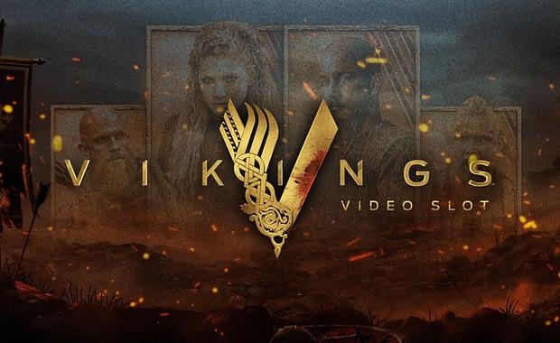 vikings video slot screenshot